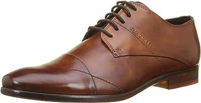 bugatti 311294041100, Zapatos de Cordones Derby para Hombre