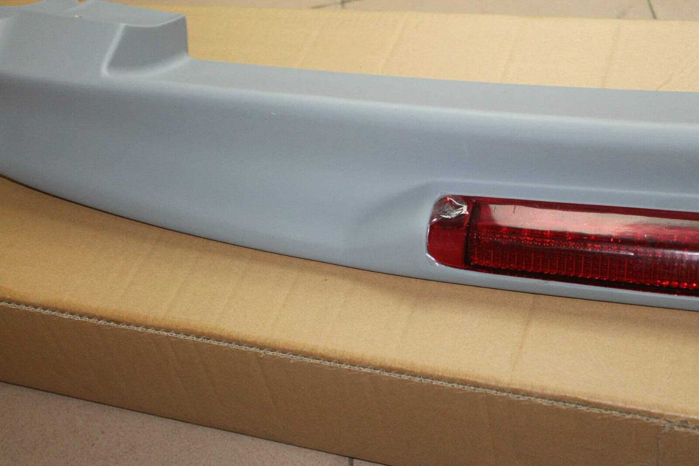 FidgetGear For Toyota Prado FJ120 2003-2009 Land Cruiser Unpaint Aero Wing Spoiler With LED