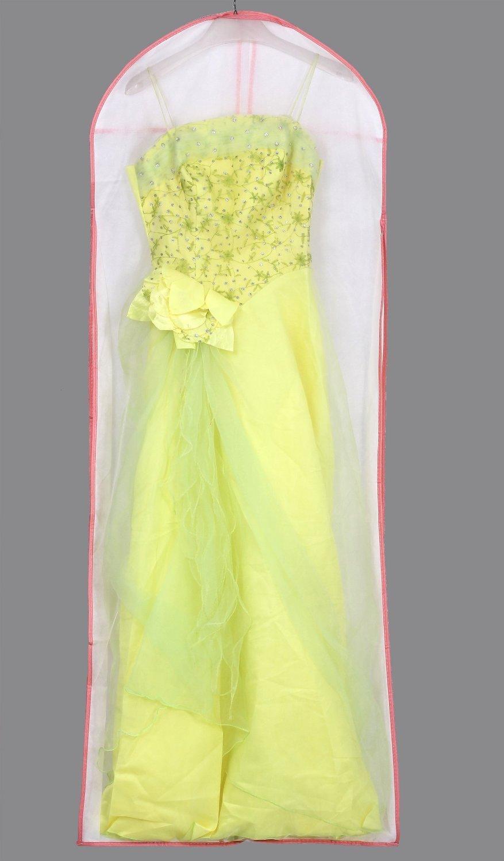 HIMRY Kaxin KXB-101/ /Bolsa portatrajes para Vestidos//O de Fiesta, Trajes, Abrigos, Aprox. 154/cm, Cierre de Cremallera, Rosa, kxb de 106/Rosa