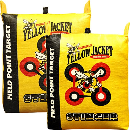 Morrell Yellow Jacket Stinger Field Point Bag Archery Target  - Great for Compound and Traditional Bows by Morrell (Image #3)