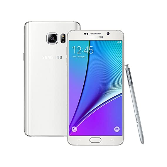 121470498564d Amazon.com  Samsung Galaxy Note 5 DUOS N9200 32GB White Factory ...