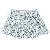 Denim & Supply Ralph Lauren Atlantic Floral Shorts-WHITE-Small