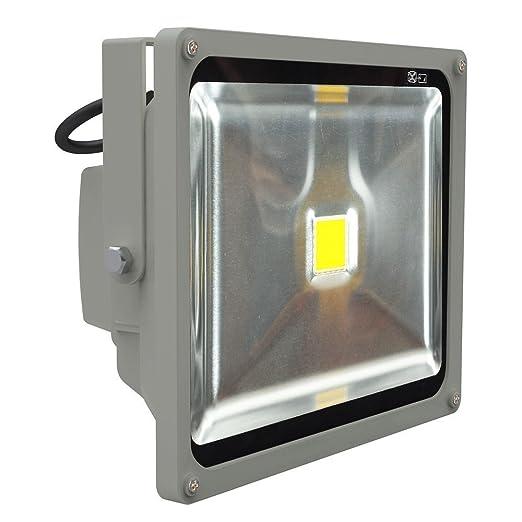 Häufig 50W LED Fluter / Strahler - 230V (4500 - 5000 Lumen): Amazon.de AK47