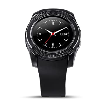 htfrgeds Smart Watch, Watch Waterproof, Fitness Tracker ...