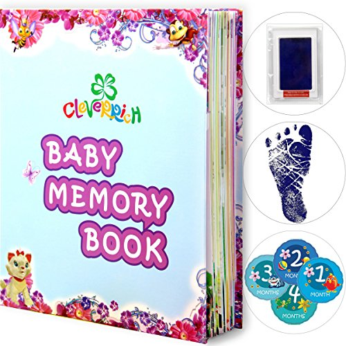 Little Girl Album (Memory Book Baby Book Newborn Baby Book Baby Album Baby Books Baby Memory Book)