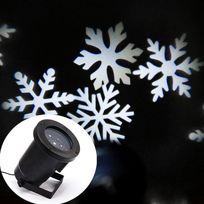 swtech® LED Lámpara láser proyector exterior lumimère de ...