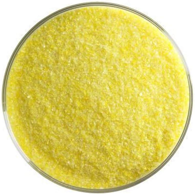 90 COE Sunflower Yellow Opal 1 Lb Bullseye Fine Frit