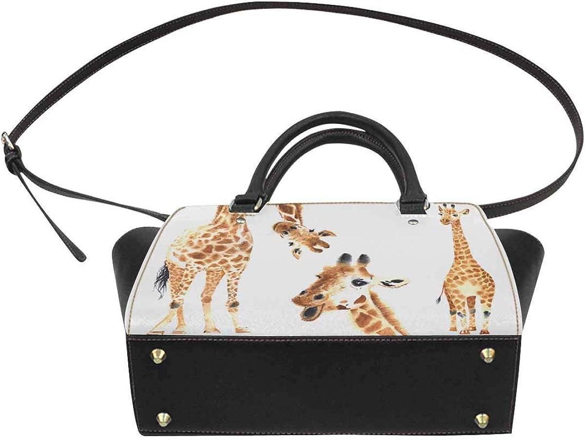 INTERESTPRINT Serenity Tropical Beach Classic Top Handle Shoulder Handbag