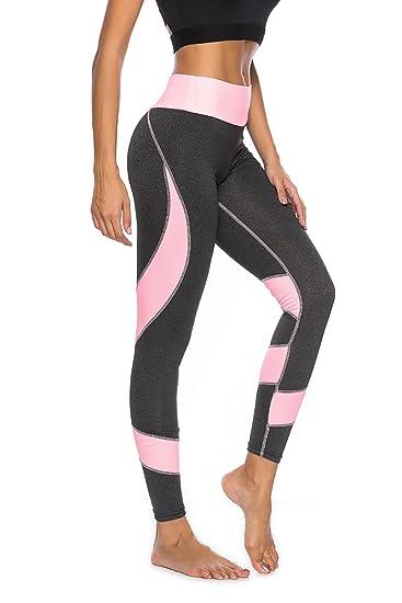 f94b39d86c YXJLYCR Sport Trousers Sport Pants Women Elastic Printed Yoga Pants Yoga  Leggings Running Tights Sport Leggings
