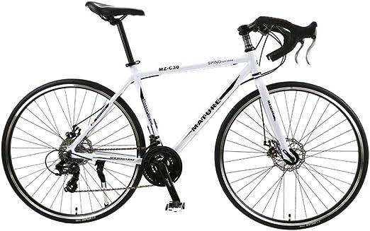 H-LML Bicicleta de Carretera 700C Velocidad de aleación de ...