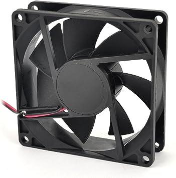2 hilos de 4 pines Conexión ADSL CPU refrigerador ventilador de ...