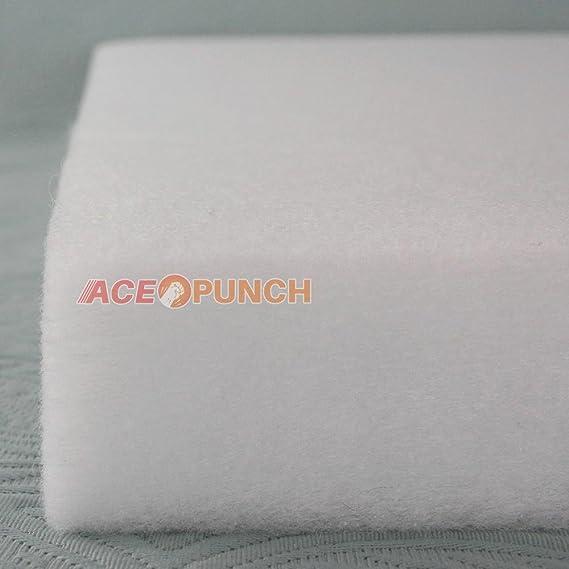 Ace Punch Medium Alta Densidad Gomaespuma de Tapicería Upholstery Cushion 35 x 35 x 5 cm AP1137: Amazon.es: Hogar