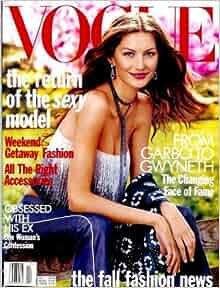 Vogue Magazine - July 1999