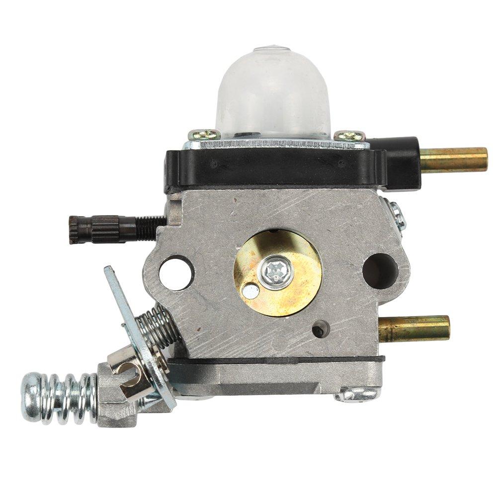 Hilom C1U-K54A Carburetor for Tillers and Echo 2 Cycle Mantis 7222 7222E 7222M 7225 7230 7234 7240 7920 7924 Tiller / Cultivator TC-210 TC-210i TC-2100 SV-6 SV-5H/2 SV-5C SV-4B LHD-1700 HC-1500