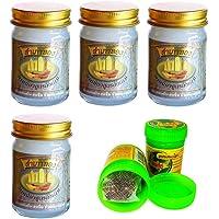 4 x 50 g Thai Lemon Grass White