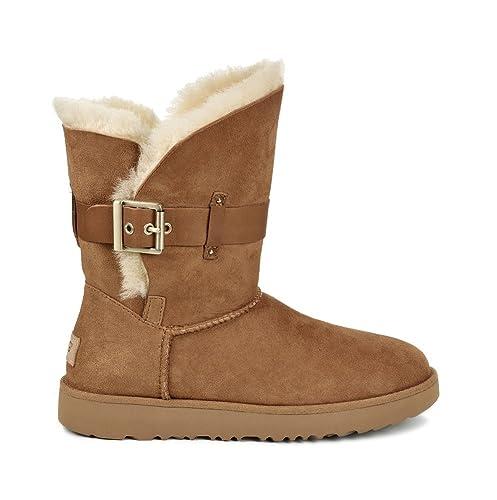 UGG Australia Womens Jaylyn Sheepskin Boots: Amazon.es: Zapatos y complementos