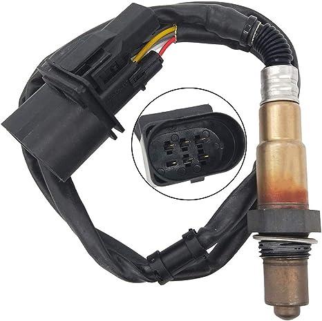 2PCS Brand New Upstream/&Downstream O2 Oxygen Sensor For VW Beetle Jetta Audi TT