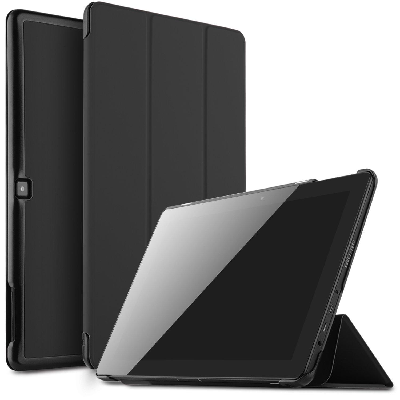 IVSO Dragon Touch x10 2017タブレットケース Touch、超軽量スリムスマートカバーケースDragon IVSO Touch x10 x10 2017年のタブレット ブラック B076HNXSMZ, 大森町:8fffec6c --- harrow-unison.org.uk