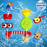 Bath Toys for Baby Children Boys Girls Bathtub Toys for Toddler Fun Time Fun Educational Enhance Babies Children Thinking and Creativity Reviews