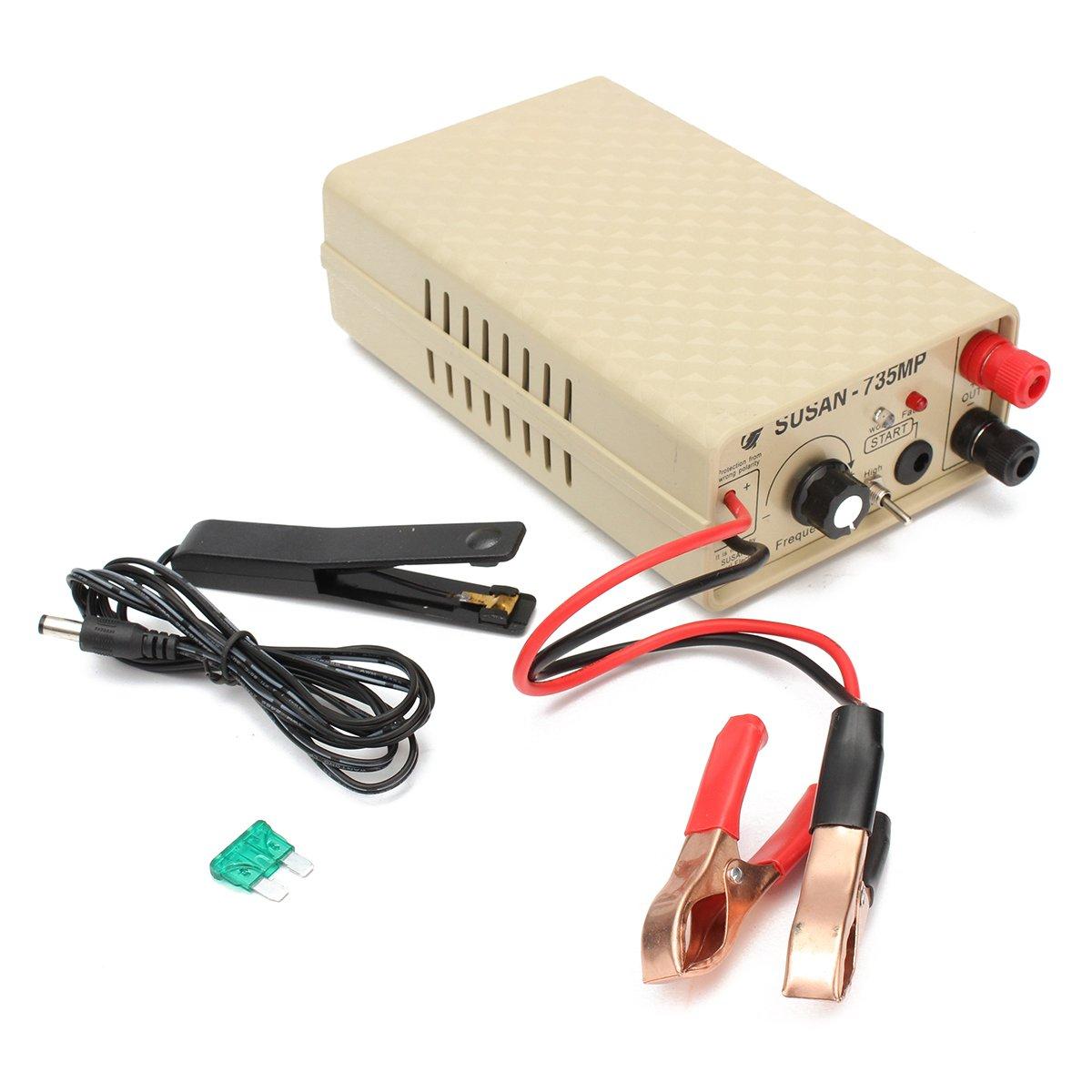735MP Ultrasonic Inverter Electro Fishing Fisher Machine Fish Stunner