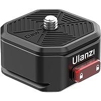 Zwbfu Camera Qui Release Plate Tripé Mount Base 50KG Payload com Arca Swiss Standard Mount Interface universal 1/4 para…