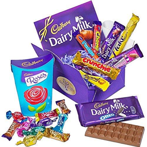 Cadbury Roses Treasure Box