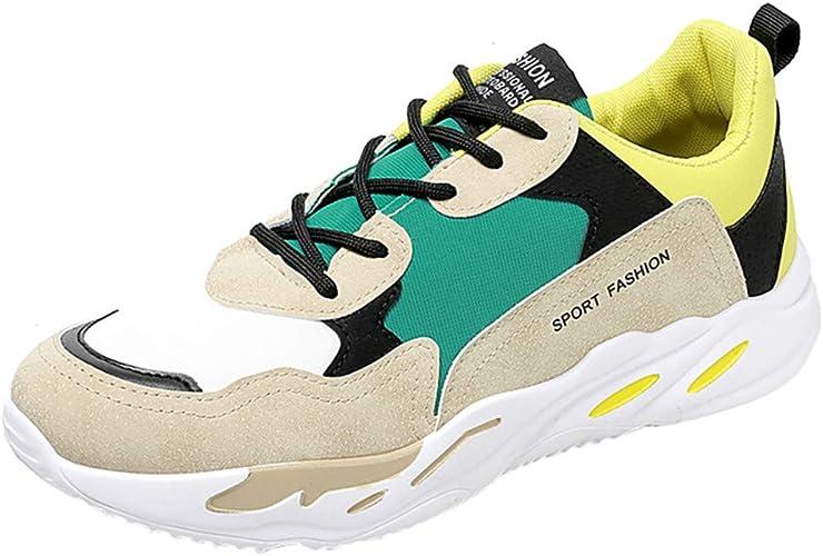 Zapatillas de Deporte Unisex Adulto,Zapatillas de Running para ...
