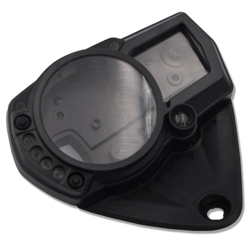 2007//–/2008 zxmoto veloc/ímetro tac/ómetro Gauge carcasa para Suzuki GSXR 1000/K7/