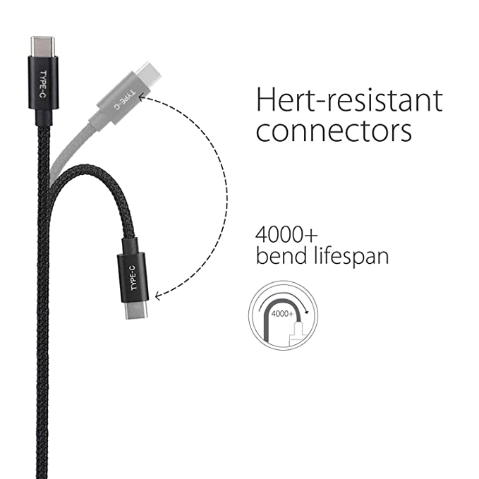 Amazon.com: USB tipo C cable, amei Quick charge3.0: Cell ...
