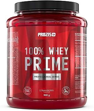 Prozis 100% Whey Prime 2.0, Sabor Fresa - 900 gr: Amazon.es ...