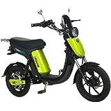 GIGABYKE GROOVE 48V 750W Eco-Friendly Electric Moped Scooter E-Bike- Green