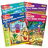 Highlights My First Hidden Pictures 2019 - 4 Book Set