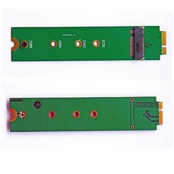 Mini PCI-E 80 mm Carril 2 M.2 NGFF 30mm 42mm 60mm SSD para ...