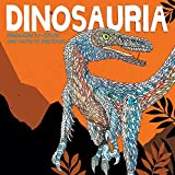 img - for Dinosauria: Dinosaurs to Color and Facts to Discover book / textbook / text book