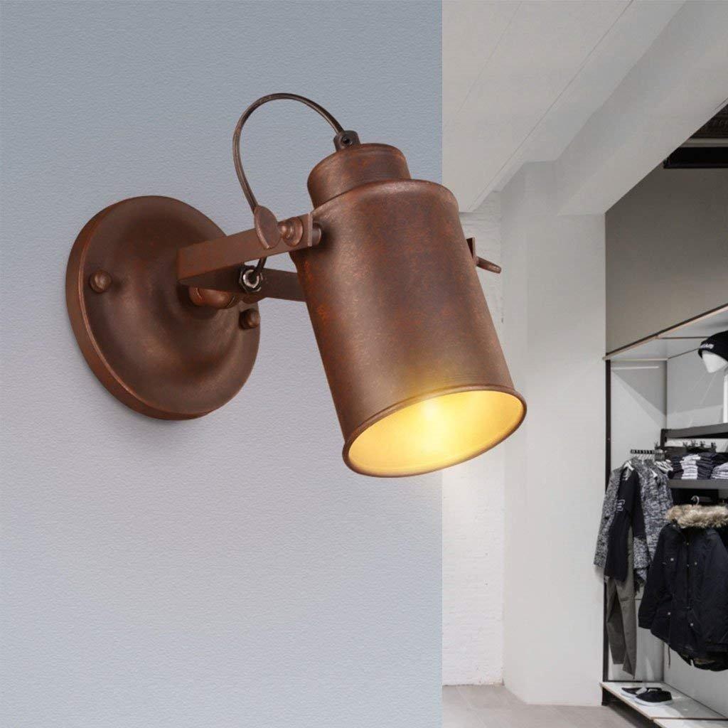 AEXU Anmutig Retro Industrie Wind Kreative Wandleuchte Persönlichkeit Wohnzimmer Bar Dekoration Nachtlicht