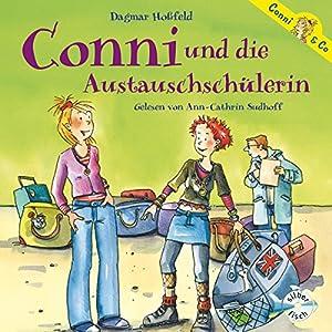 Conni und die Austauschschülerin (Conni & Co 3) Audiobook