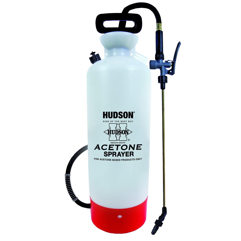 Hudson 97183 Acetone Compression Poly Sprayer, 2.5-Gallon