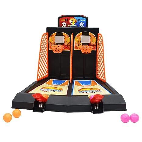 Navigatee Mini mesa de baloncesto - Juego de baloncesto para niños ...