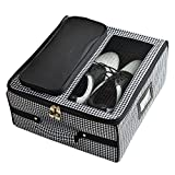 Picnic at Ascot Golf Trunk Organizer -Houndstooth