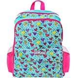 GirlZone: Backpack for Girls: Fun & Funky Rucksack School Bag for Kids Age 5 6 7 8 9+. Great Birthday Present/Gift Idea for Girls.