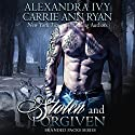 Stolen and Forgiven: Branded Packs Series Audiobook by Alexandra Ivy, Carrie Ann Ryan Narrated by Aiden Snow