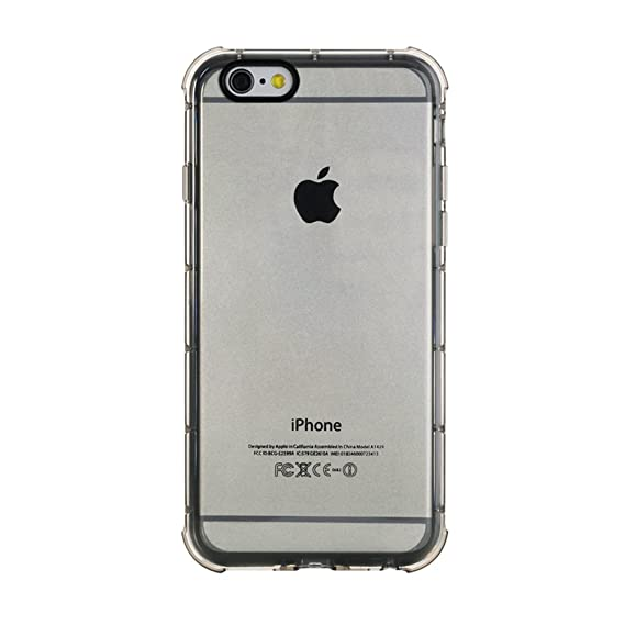 big sale 43846 34a10 iPhone 7 Plus Case - Valkit iPhone 7s Plus Case Clear, Extreme Protection  Apple iPhone 7 Plus Back Cover High Impact, Anti-Scratch Shockproof Soft ...