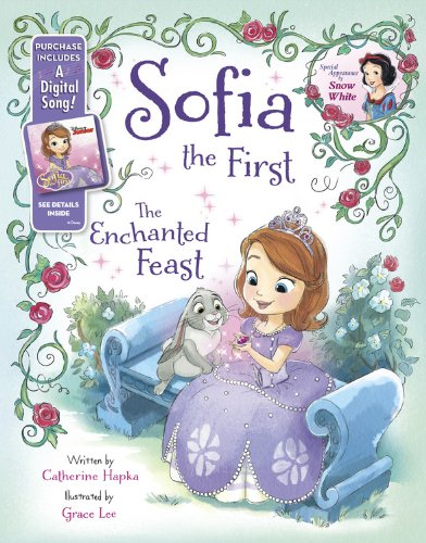 Sofia the First The Enchanted Feast: Purchase Includes a Digital Song! PDF