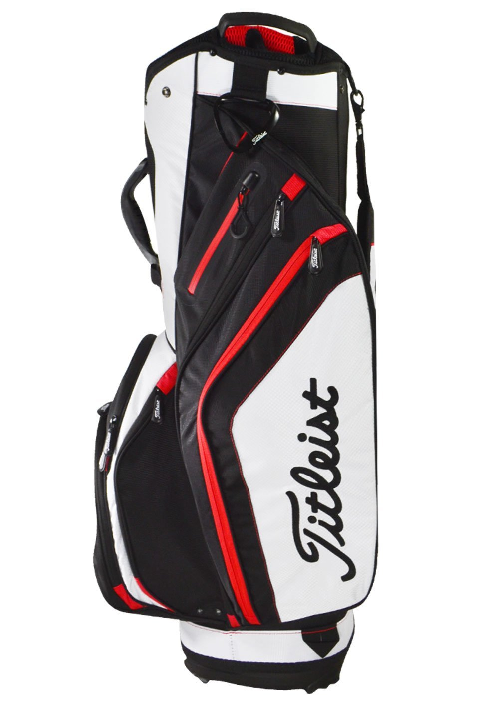 Titleist Golf 2017,  Black/White/Red