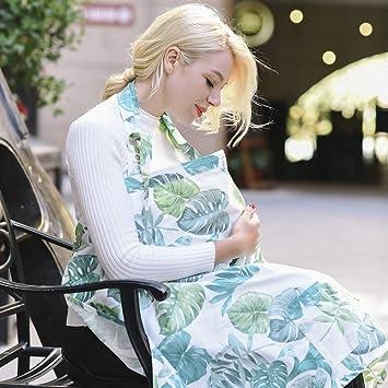 Amazon.com: Funda de lactancia para bebé, 100% algodón: Baby