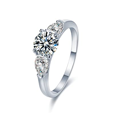 Women's Channel Set STERLING SILVER RING. Full Eternity Wedding Anniversary Ring With Simulated Diamonds. 925 STAMPED. wxxjO