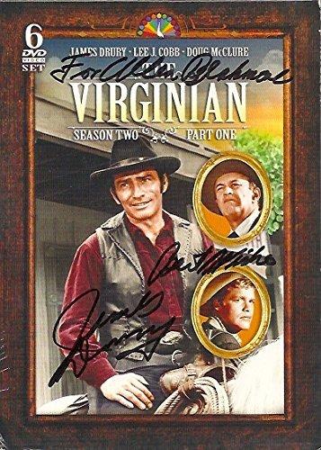 Virginian: Season Two, Part One (Virginian Season 2)