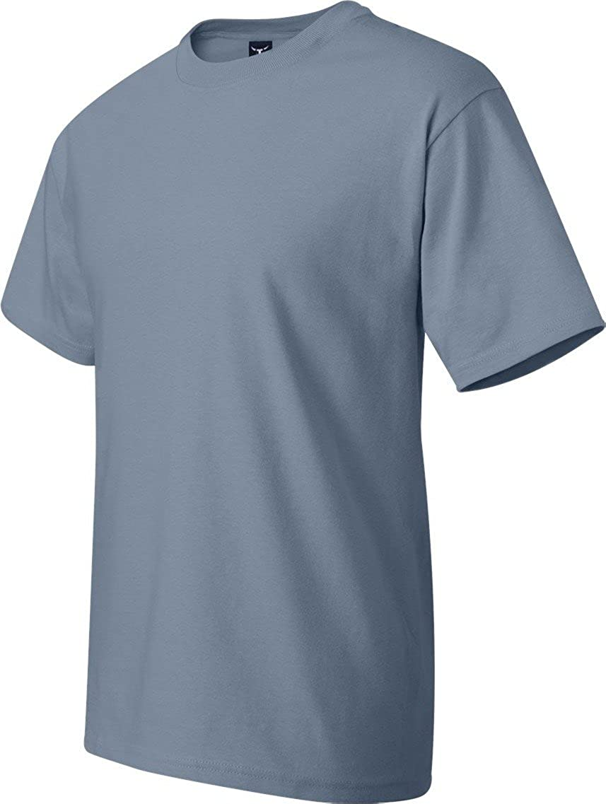 Hanes Men's Short Sleeve Beefy T-Shirt 55