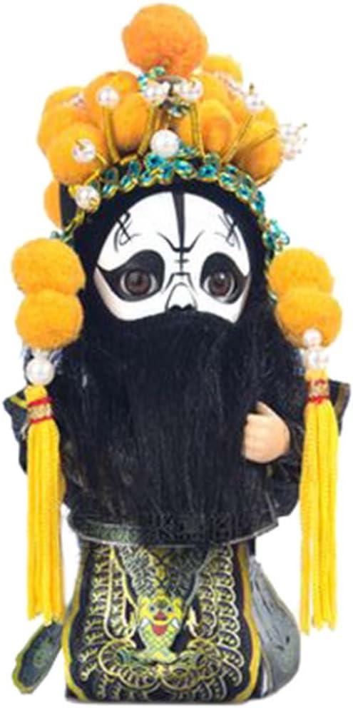 Amazon.es: Blancho Bedding Lovely Xiang Yu Artesanía China Pekín Opera Muñecas Decoración: Juguetes y juegos