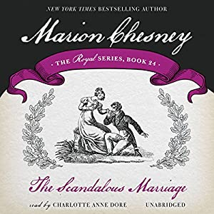 The Scandalous Marriage Audiobook